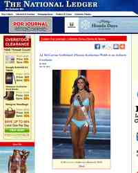 AJ McCarron Girlfriend Photos Katherine Webb is an: The National Ledger
